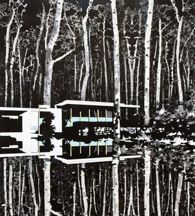 Paul Davies, 'Displaced, Home Forest', 2014