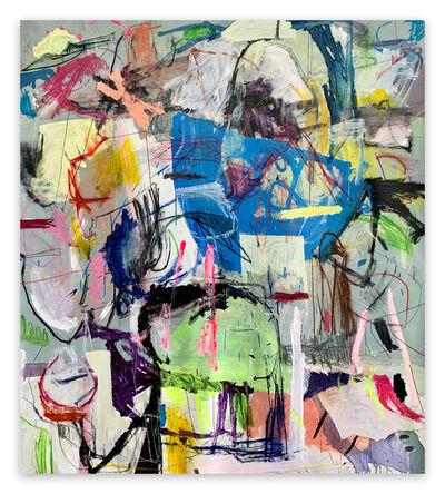 Yevhen Lisniak, 'Untitled21H (Abstract painting)', 2021