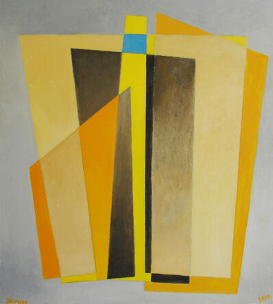 Werner Drewes, 'Vertical Tranquility', 1984
