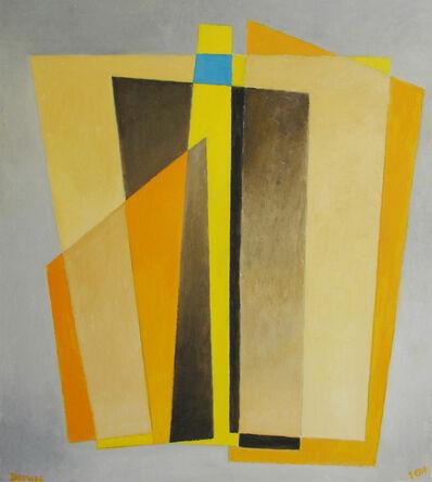 Werner Drewes, 'Vertical Tranquility', 1984