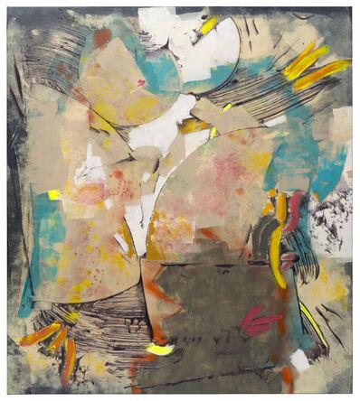 Walter Darby Bannard, 'Daybreak (15-6A)', 2015