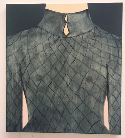 Ellie MacGarry, 'Fishnet', 2019