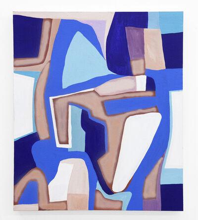 Brett Flanigan, 'Sacramento River', Acrylic on Canvas