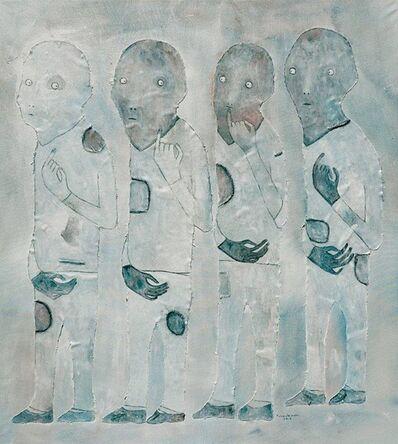 Richard Kimathi, 'Inked', 2019