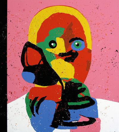 Jose M. Ciria, 'Cerca de cobra II. Serie cabezas de Rorchach.', 2012