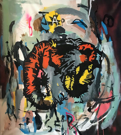 Francois Coorens, 'JAPANESE TIGER TWO ', 2019