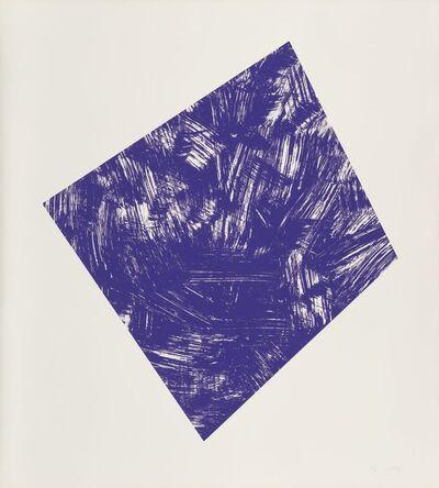 Ellsworth Kelly, 'Untitled (Purple State I)', 1988