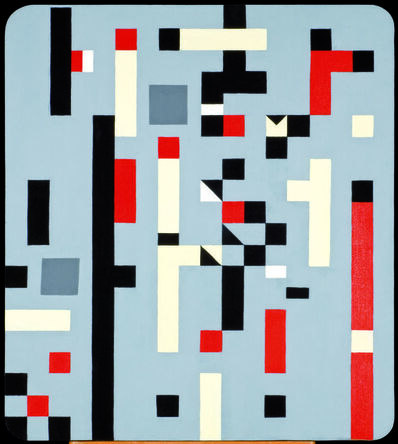 Georges Folmer, 'Composition, 1958', 1958