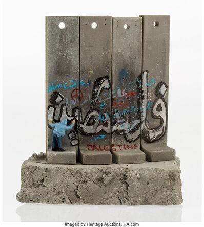 Banksy, 'Souvenir Wall Section'