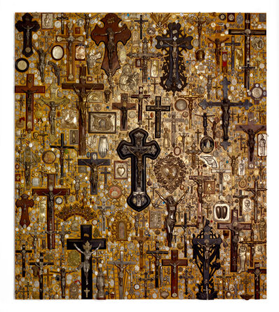Nancy Fouts, 'Artifact Board (1)', 2010