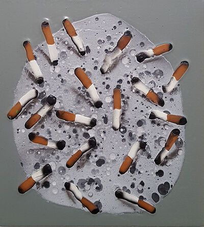 Mark Posey, 'Small Ashtray', 2016