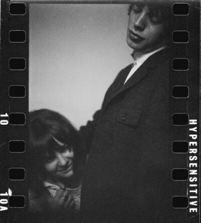 Eric Swayne, 'Mick Jagger & Chrissie Shrimpton', 1963
