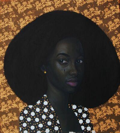 oluwole omofemi, 'Metamorphosis I ', 2020