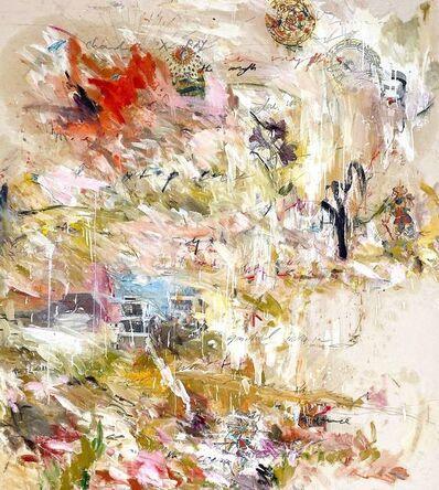 Stefan Heyer, 'Untitled (Durch die Welt I)', 2019
