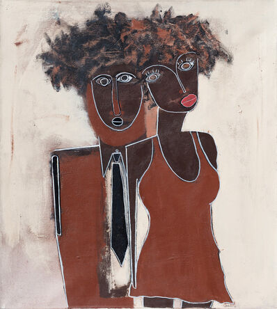 Parris Jaru, 'His and Her's', 2018
