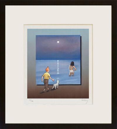 Ole Ahlberg, 'South Beach', 2021