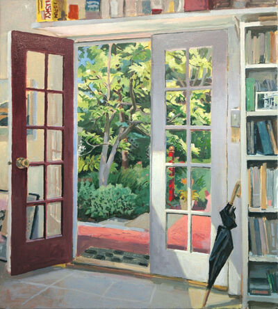 Richard Kirk Mills, 'Studio Door ', 2015