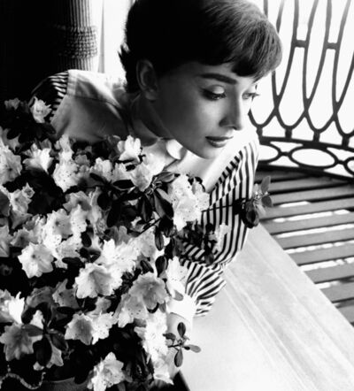 Bob Willoughby, 'Audrey Hepburn', 1953