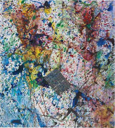Shozo Shimamoto, 'Proof of Peace AU 31', 2008