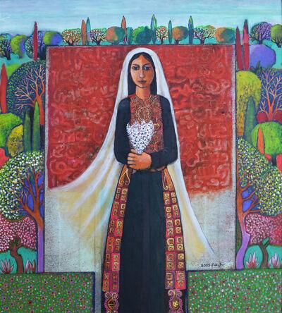 Nabil Anani, 'The Bride', 2005