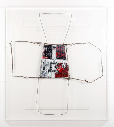 Fiona Hall, 'zero sum'