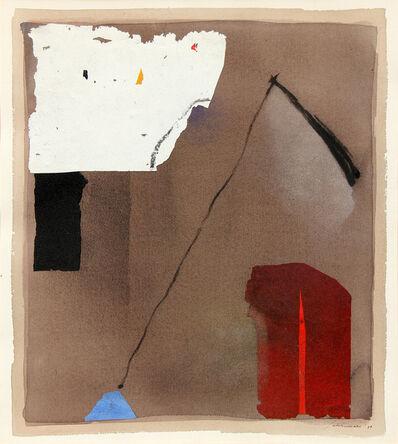 Giuseppe Santomaso, 'Senza titolo', 1989