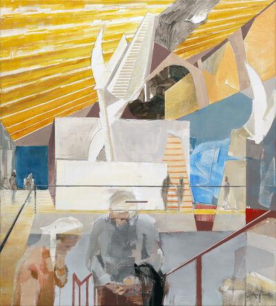 Michael Azgour, 'Berkley Art Museum', 2016
