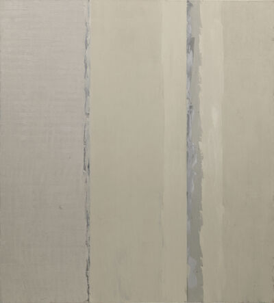 Yuko Shiraishi, 'White Painting', 1987