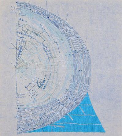 Natasza Niedziolka, 'Colors. Sky Blue', 2014