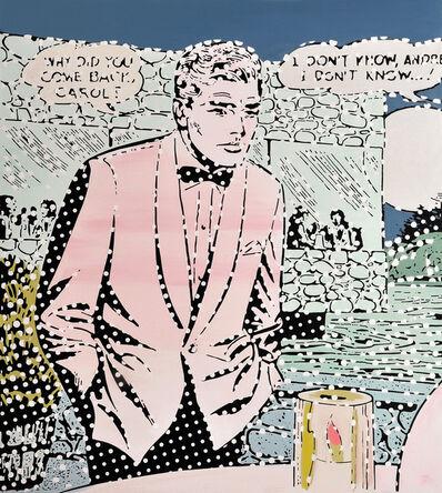 Dino Bruzzone, 'Why did you come', 2019