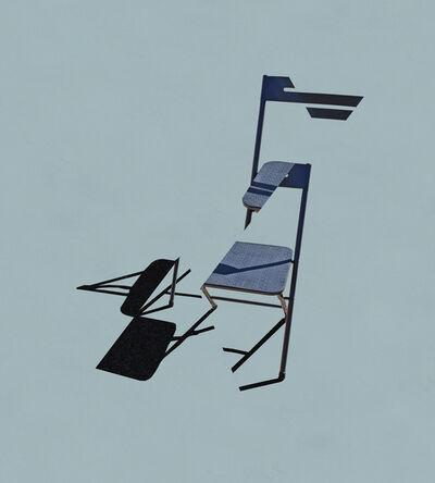 Michael Jantzen, 'Deconstructing My Folding Chair', 2016