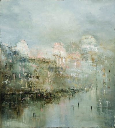 France Jodoin, 'Before the useful trouble of rain', 2019
