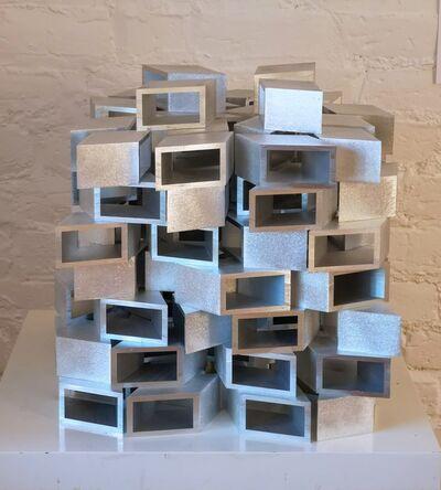 Corban Walker, 'Untitled (2 x 3 @30˚Aluminium stack) ', 2019