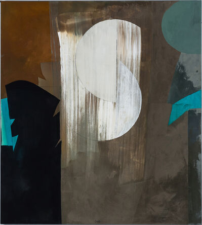 Otto Rogers, 'Three Part Moonlight', 2015