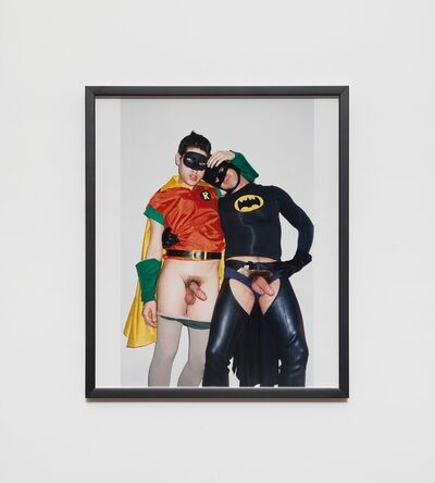 "Terry Richardson, '""Batman and Robin 7"" ', 1994-2016"