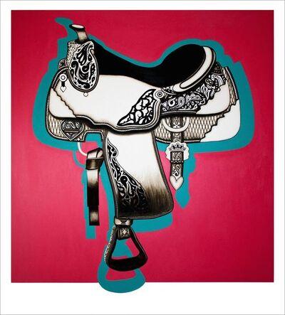 Yelena York, 'Saddle II'