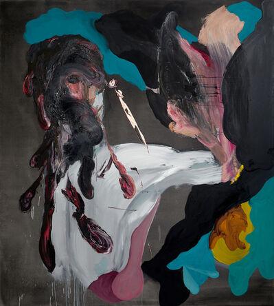 Zümrütoğlu, 'Triple Infusion into the Heart of Darkness (2)', 2018