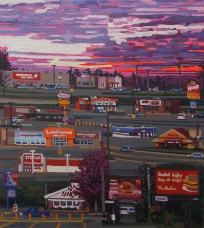 Jack Bishop, 'Dinners, Drive-thrus & Drug Marts', 2018