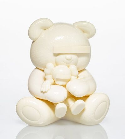 KAWS, 'Companion, Undercover Bear (White)', 2009