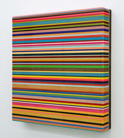 Harald Schmitz-Schmelzer, '77 Farben', 2011