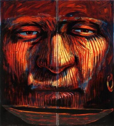 Frank Hyder, 'Red Forming', ca. 2000