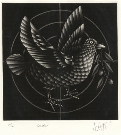 Mario Avati, 'Colombe (The Dove from the Noah's Ark Series)', 1970