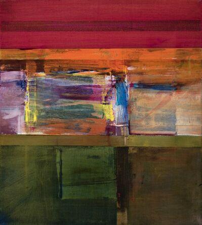 John Waller, 'Anamnesis Study III', 2019