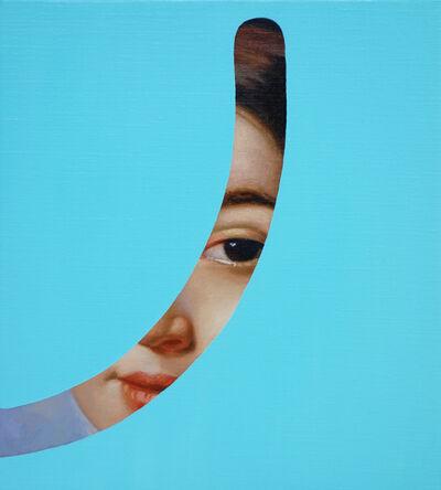 Lino Lago, 'Fake Abstract (Ingres) ', 2020