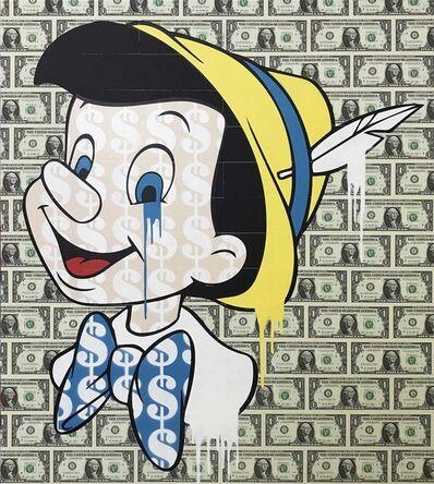 Ben Allen, 'Dollars + Sense - Pinocchio', 2017