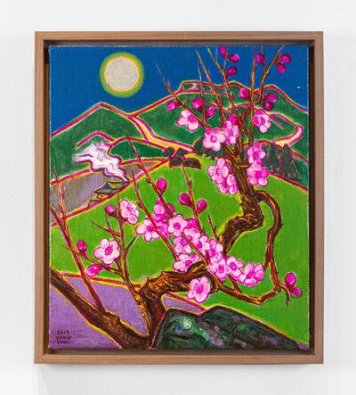 Kim Yongchul, 'Plum Blossom - Moon', 2019