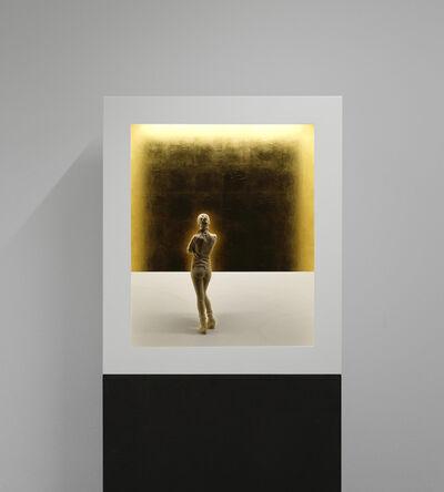 Peter Demetz, 'Aura 4', 2020