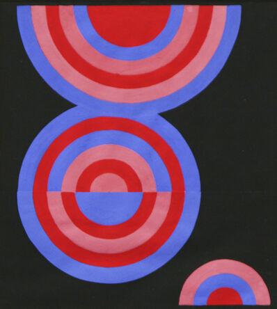 Ernst Benkert, 'Composition', 1960