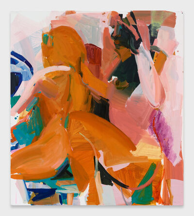 Sarah Awad, 'Orange Crush', 2019