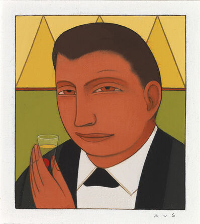 Andrew Stevovich, 'Demon with Drink', 2009